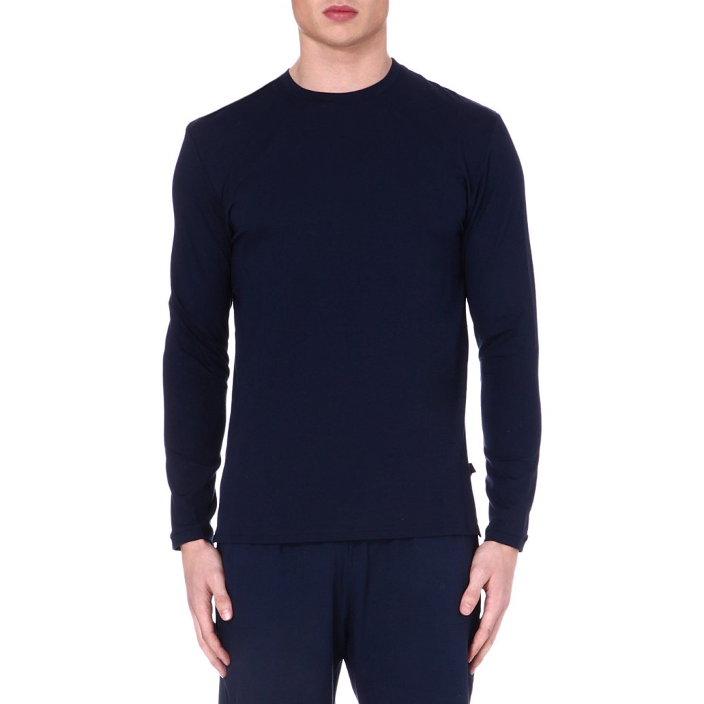 デリック ローズ メンズ トップス Tシャツ【marlowe jersey top】Blue