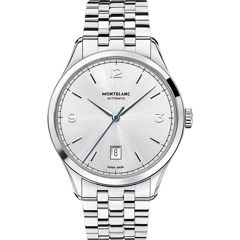モンブラン メンズ 腕時計【heritage chronometrie 112532 automatic watch】Silver