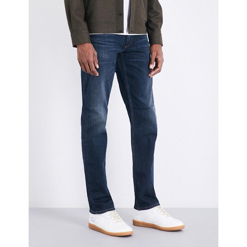 シチズン オブ ヒューマニティ メンズ ボトムス・パンツ ジーンズ・デニム【bowery slim-fit straight jeans】Kingman