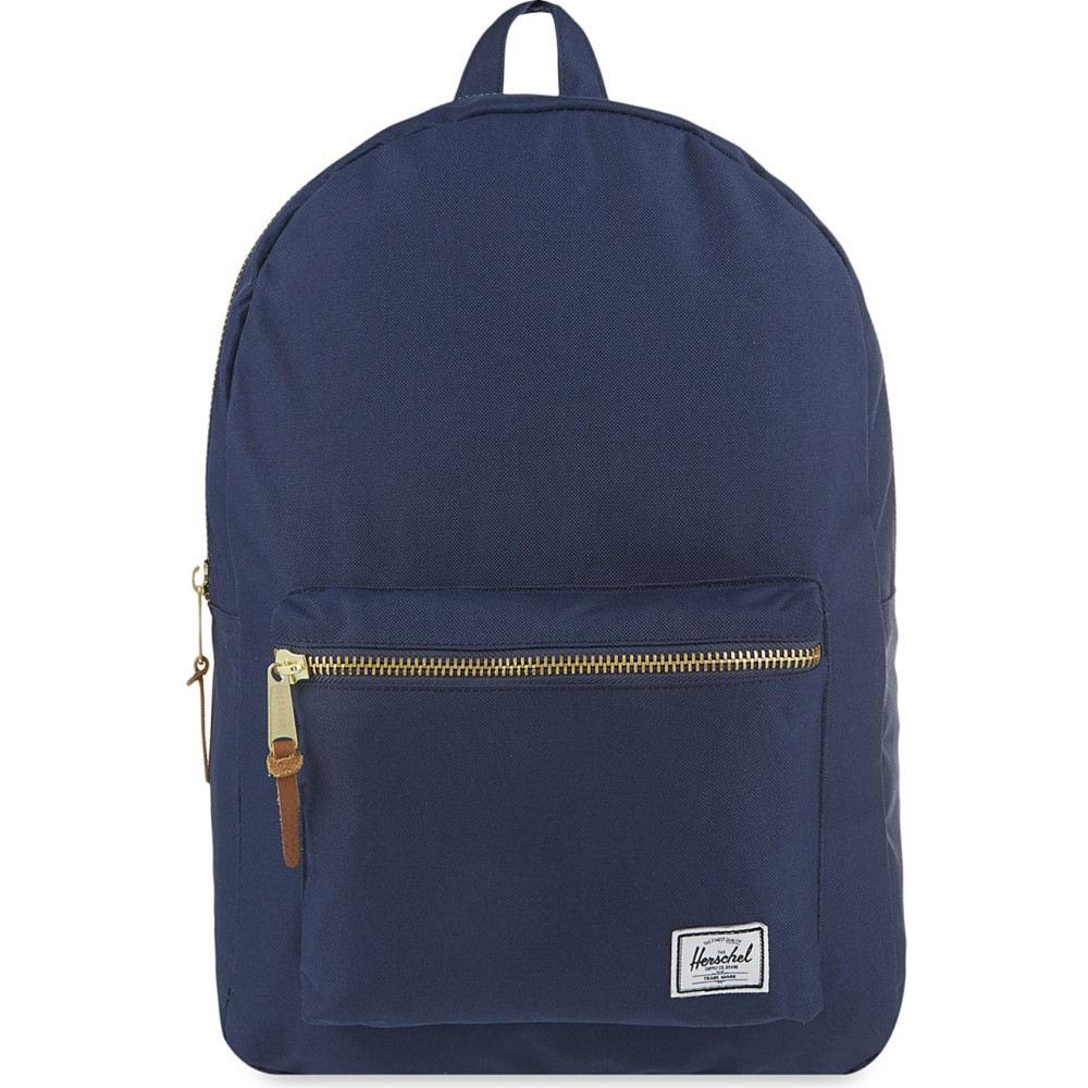 ハーシェル サプライ レディース バッグ バックパック・リュック【settlement backpack】Navy