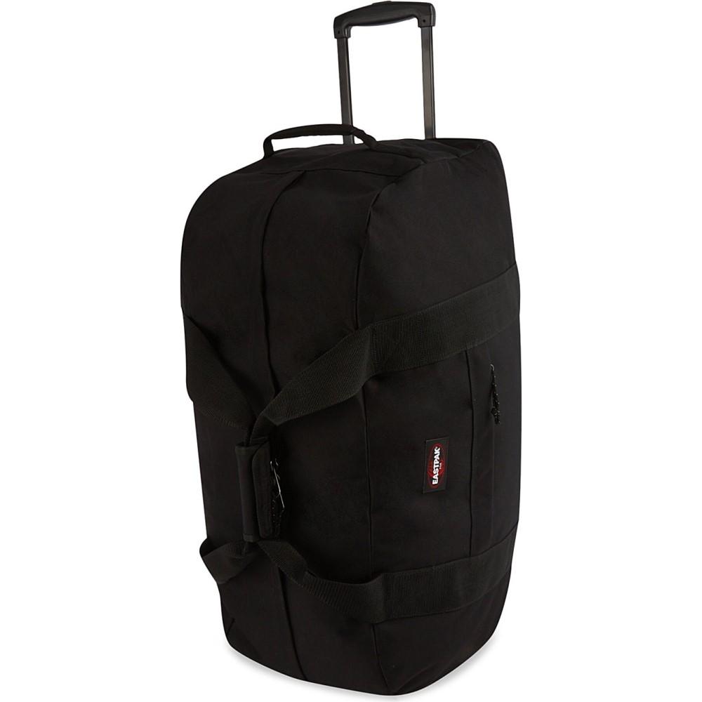 イーストパック メンズ バッグ ボストンバッグ・ダッフルバッグ【container 2-wheeled duffel bag】Black