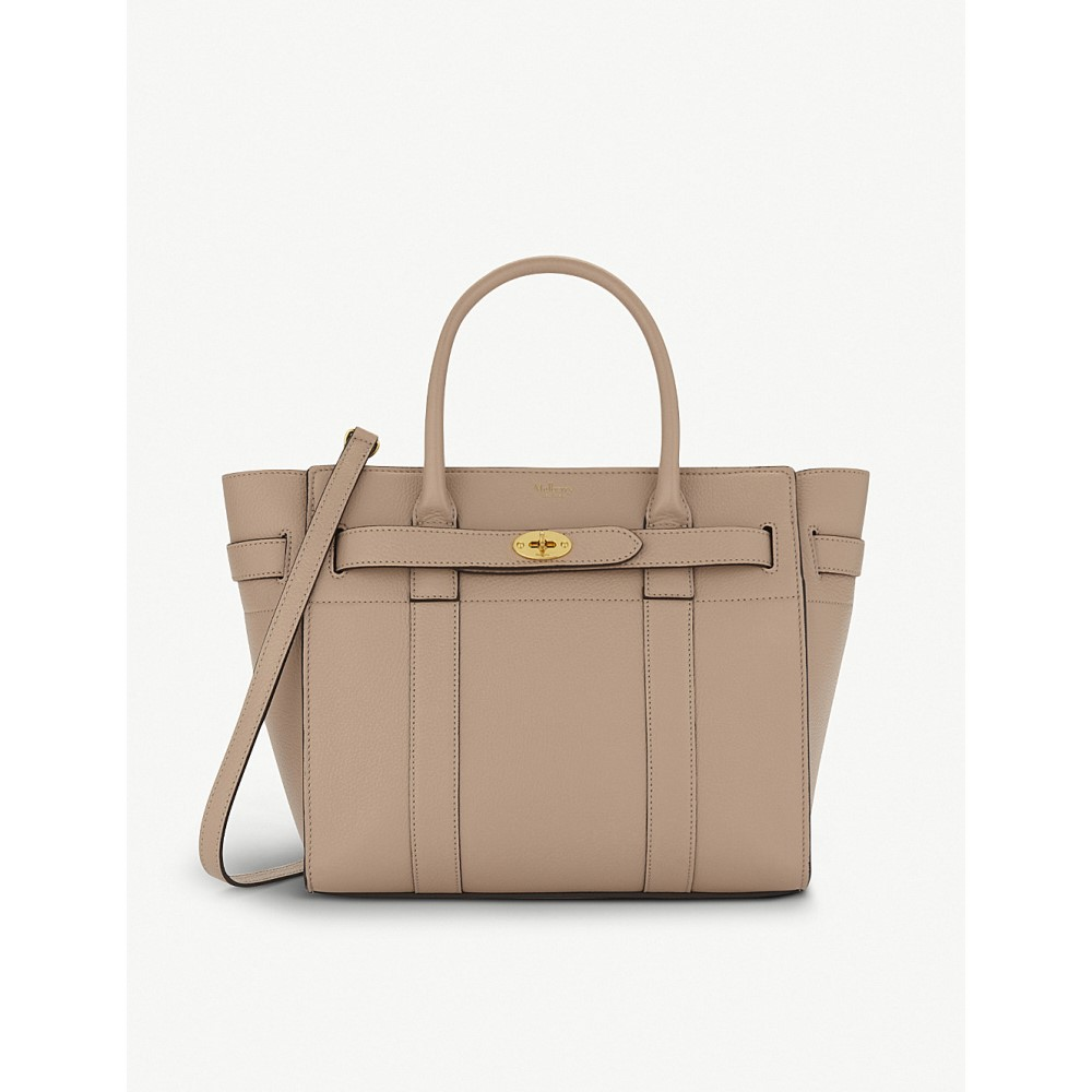 65f58ec51d2d マルベリー レディース バッグ ハンドバッグ【bayswater small leather bag】Rosewater