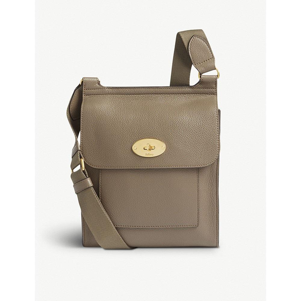 マルベリー レディース バッグ ショルダーバッグ【antony leather shoulder bag】Clay