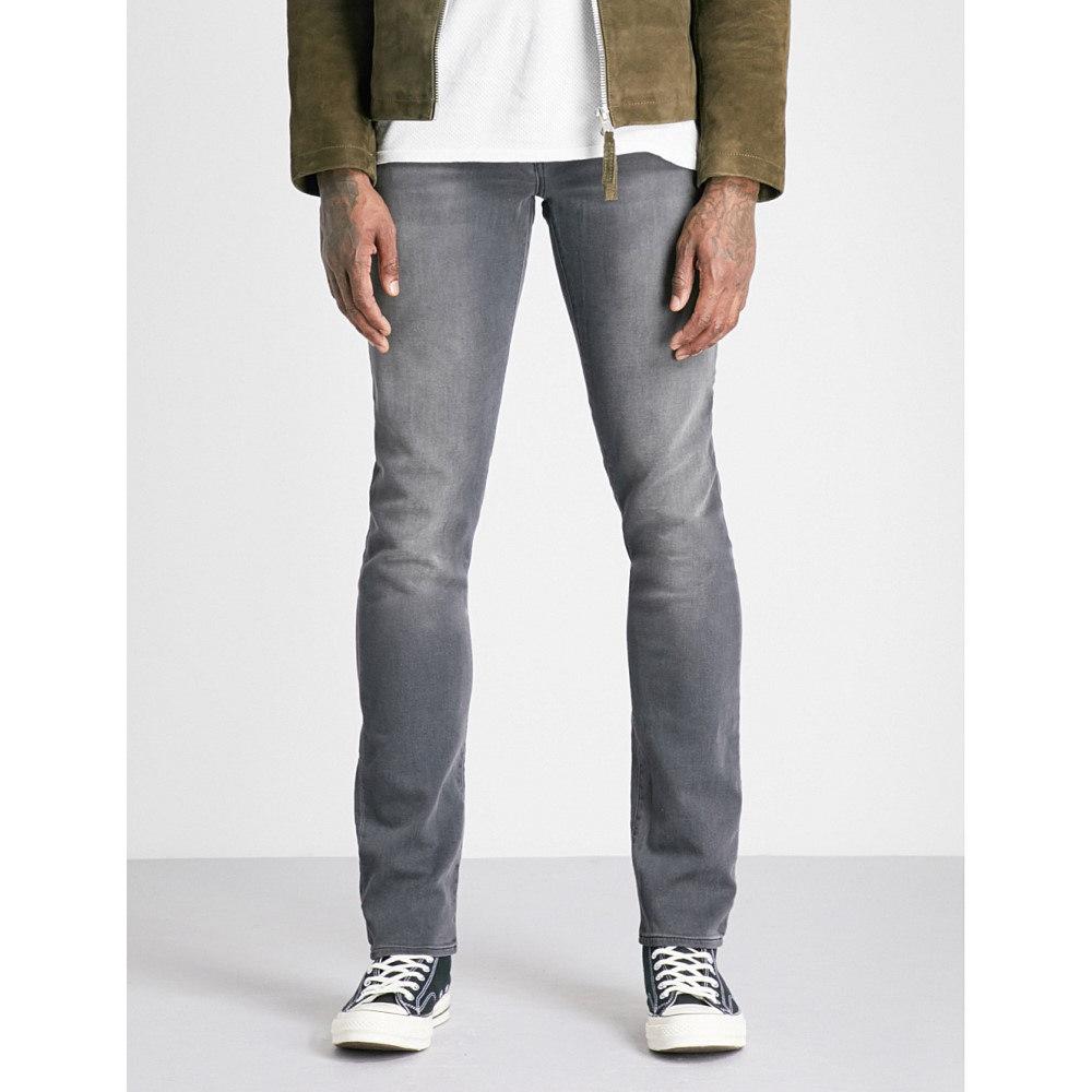 ジェイ ブランド メンズ ボトムス・パンツ ジーンズ・デニム【tyler slim-fit tapered jeans】Orbital