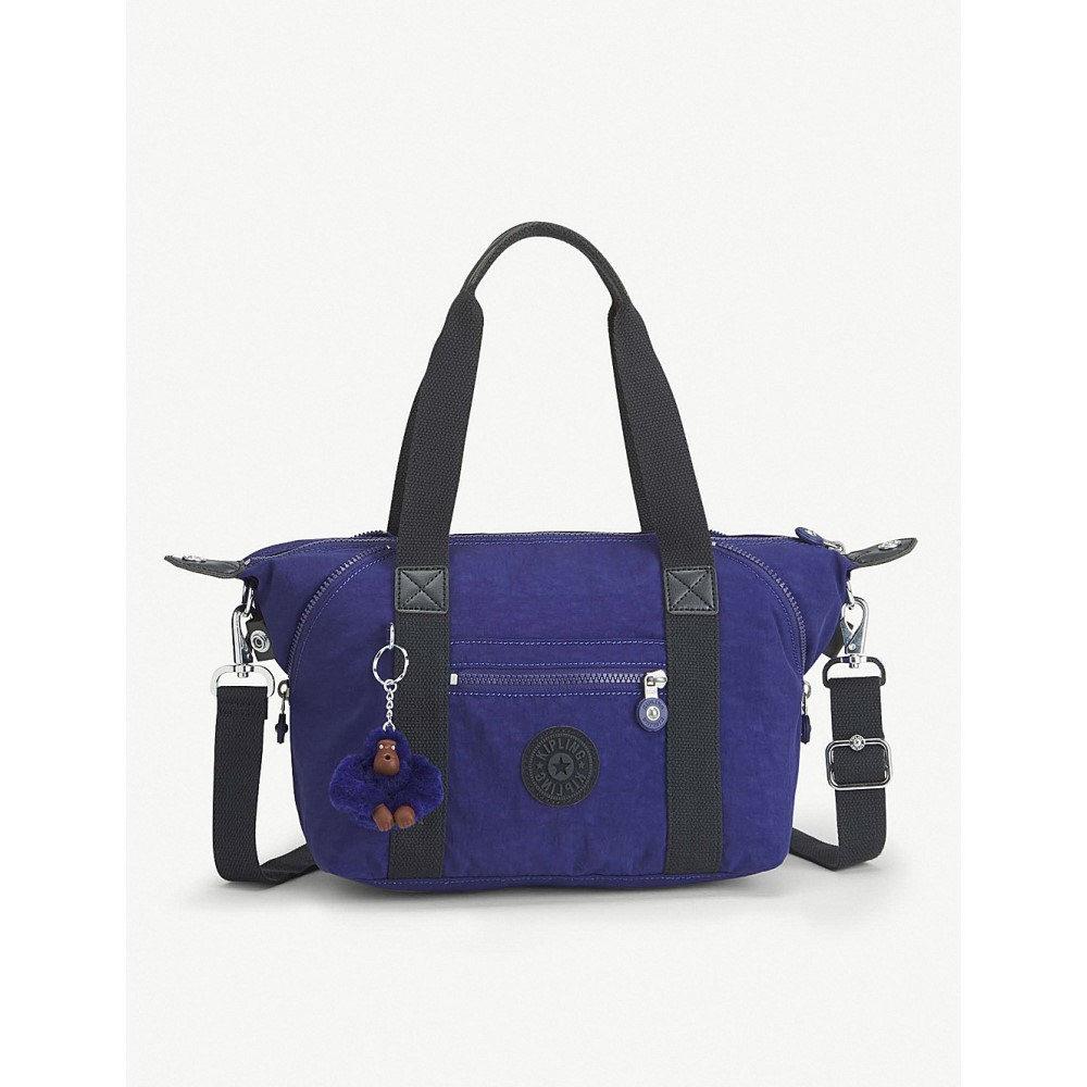 キプリング レディース バッグ ショルダーバッグ【art mini nylon shoulder bag】Summer purple