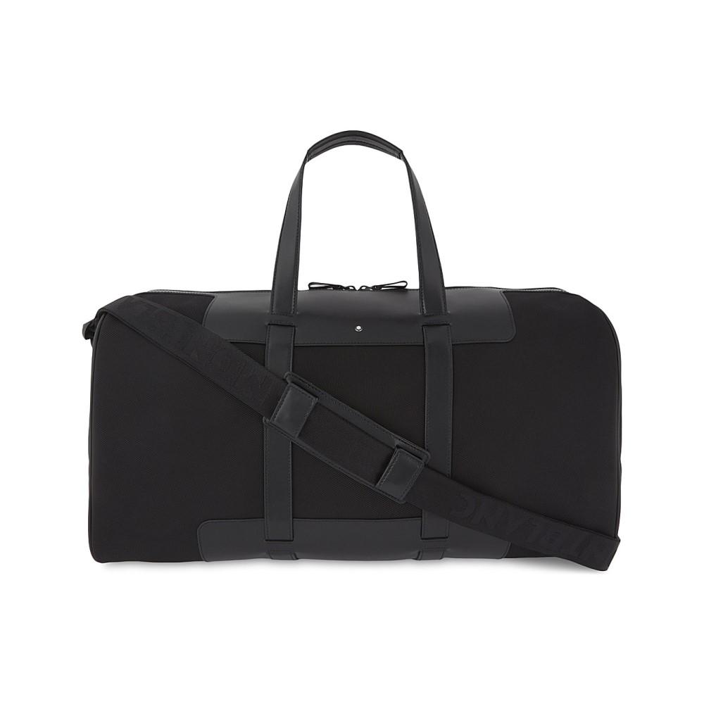 モンブラン メンズ バッグ ボストンバッグ・ダッフルバッグ【nightflight cabin holdall bag】Black
