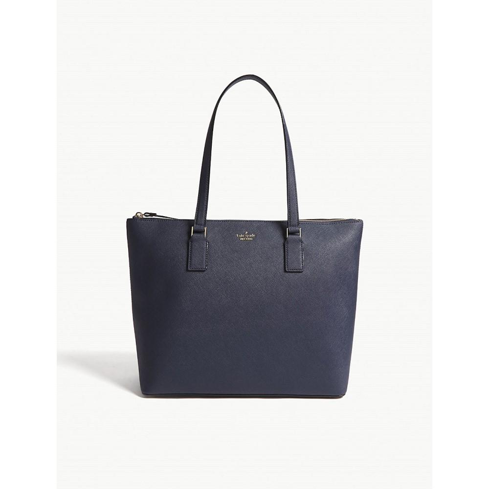 ケイト スペード レディース バッグ トートバッグ【cameron street lucie leather tote】Blazer blue