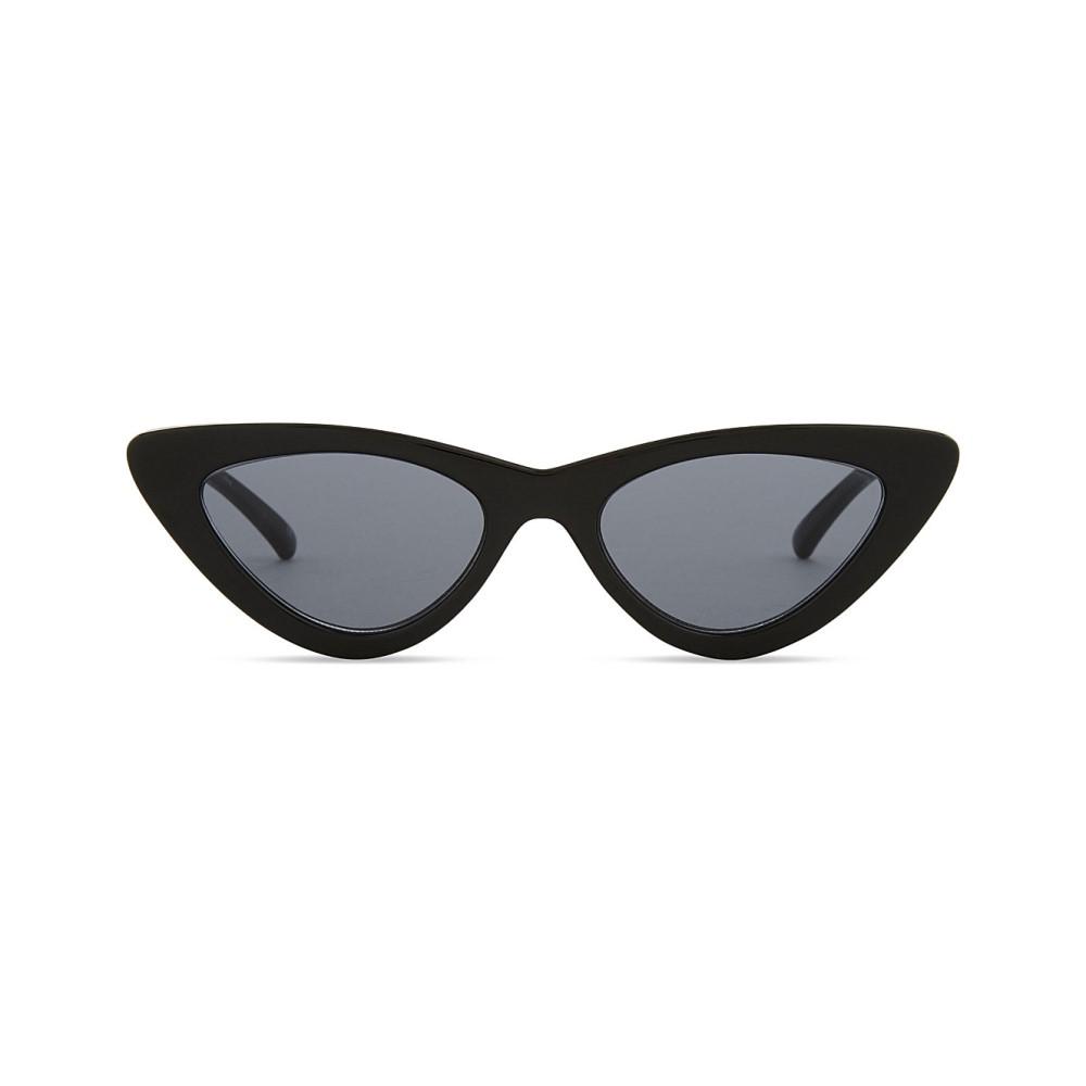 ル スペックス レディース メガネ・サングラス【the last lolita cat eye-frame sunglasses】Black