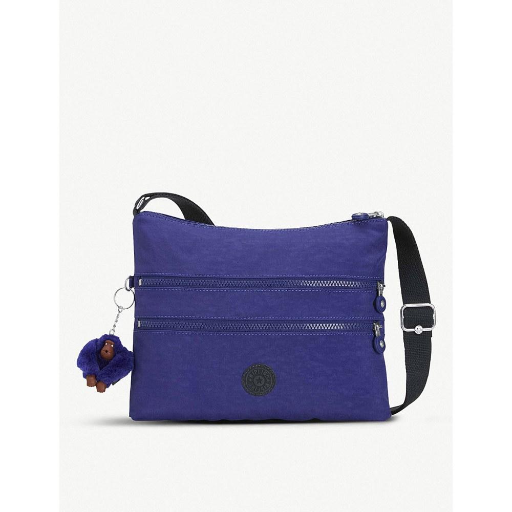 キプリング レディース バッグ ショルダーバッグ【alvar shoulder bag】Summer purple