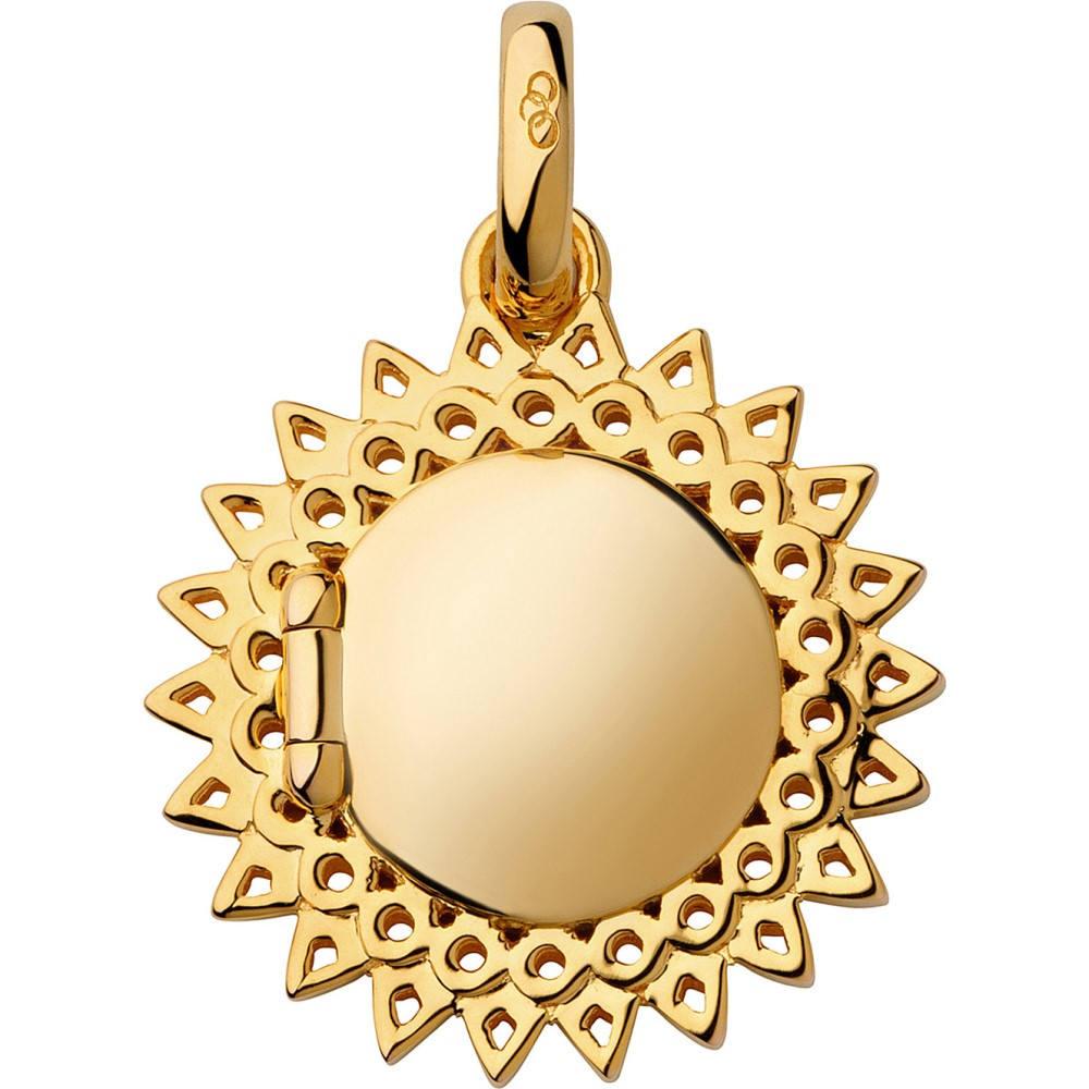 リンクス オブ ロンドン レディース ジュエリー・アクセサリー【mother's day 18ct yellow gold vermeil charm】Gold