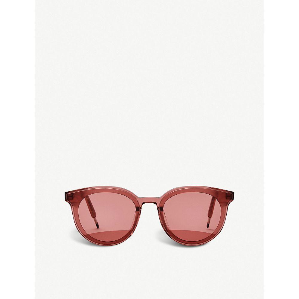 ジェントルモンスター レディース メガネ・サングラス【seesaw acetate sunglasses】Red