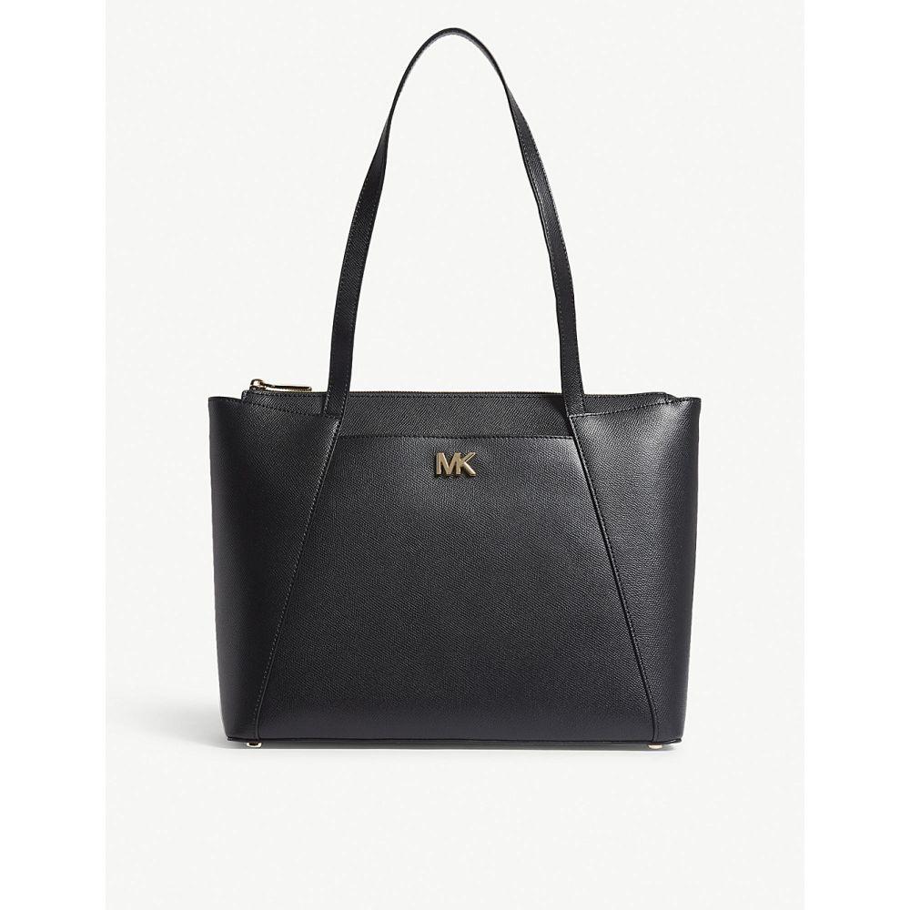 マイケル コース レディース バッグ トートバッグ【maddie medium leather tote bag】Black