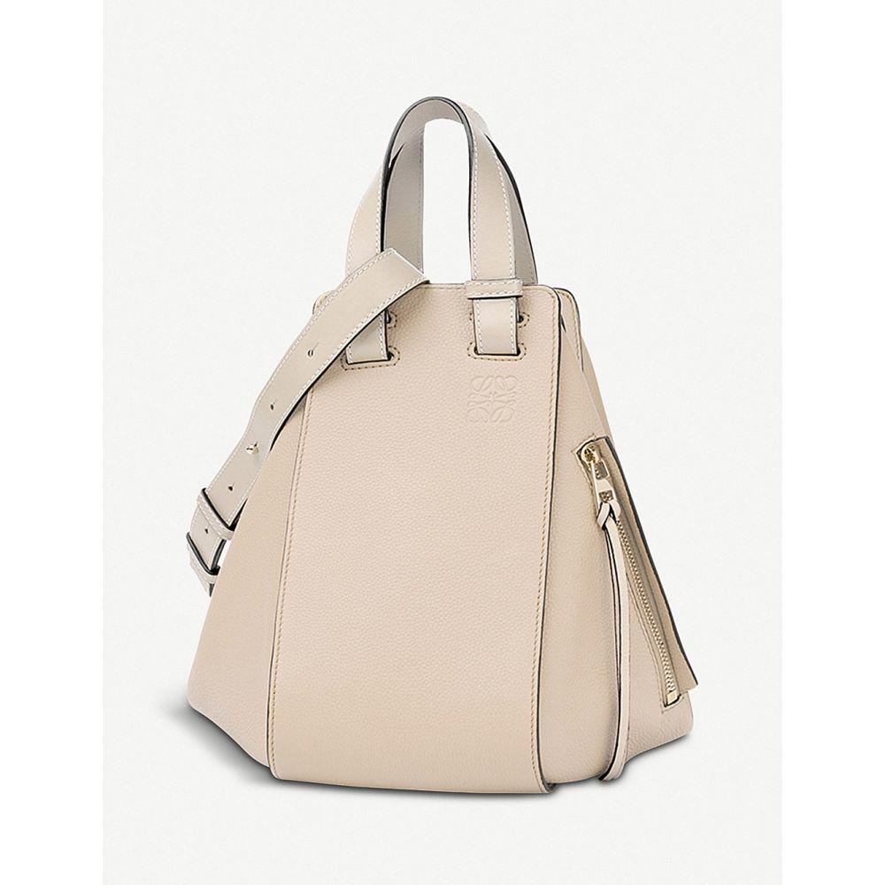ロエベ レディース バッグ ハンドバッグ【hammock small leather handbag】Ivory