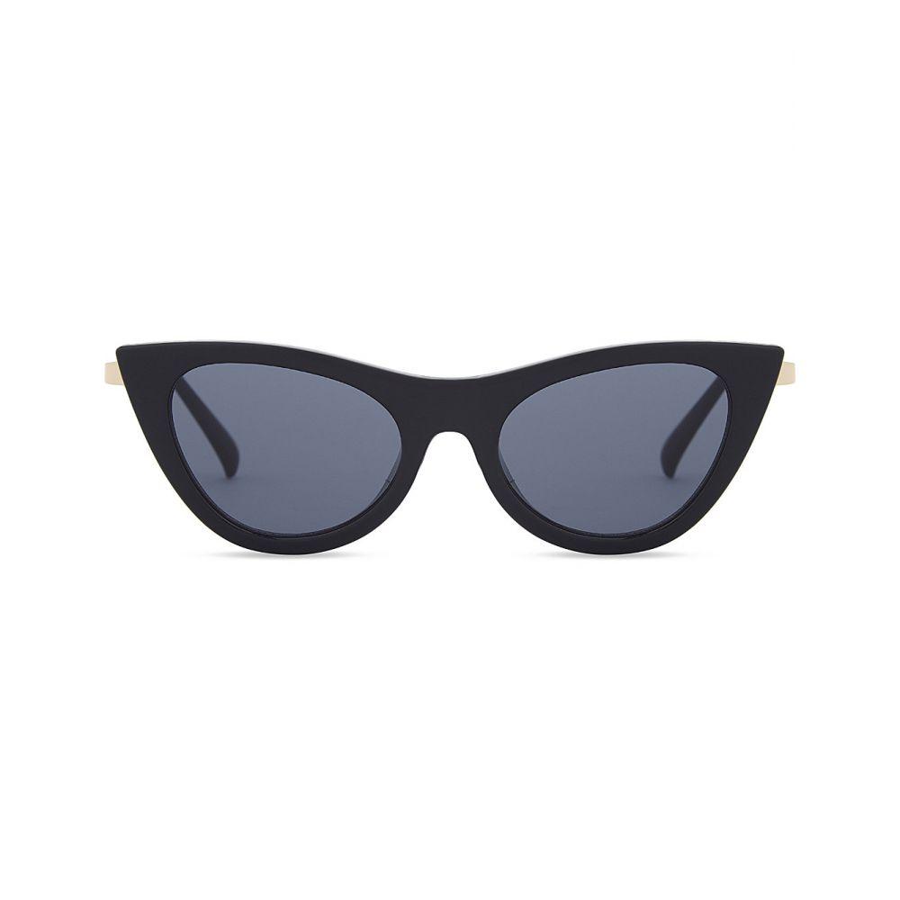 ル スペックス レディース メガネ・サングラス【enchantress sunglasses】Black smoke