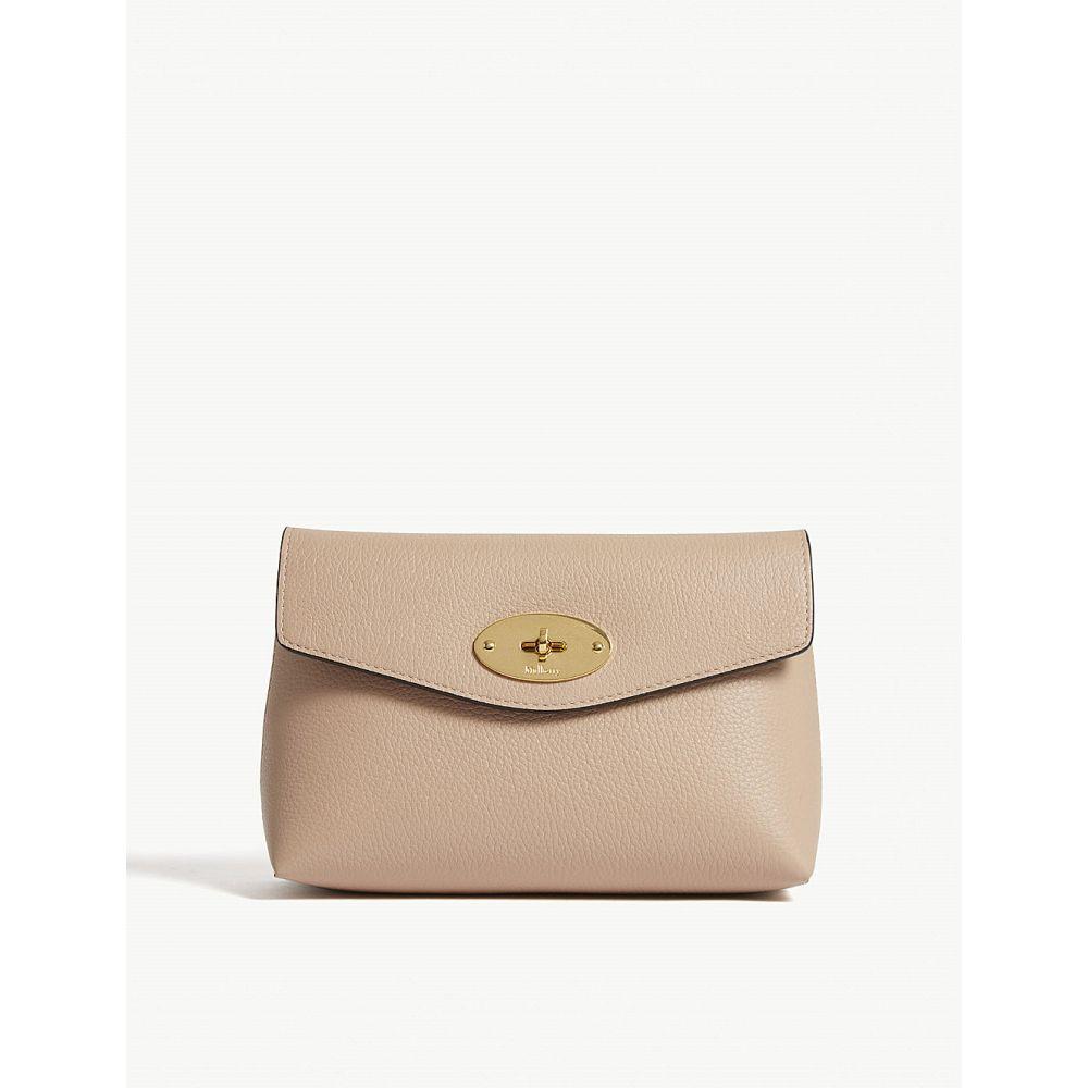 マルベリー レディース ポーチ【darley small leather cosmetic pouch】Rosewater