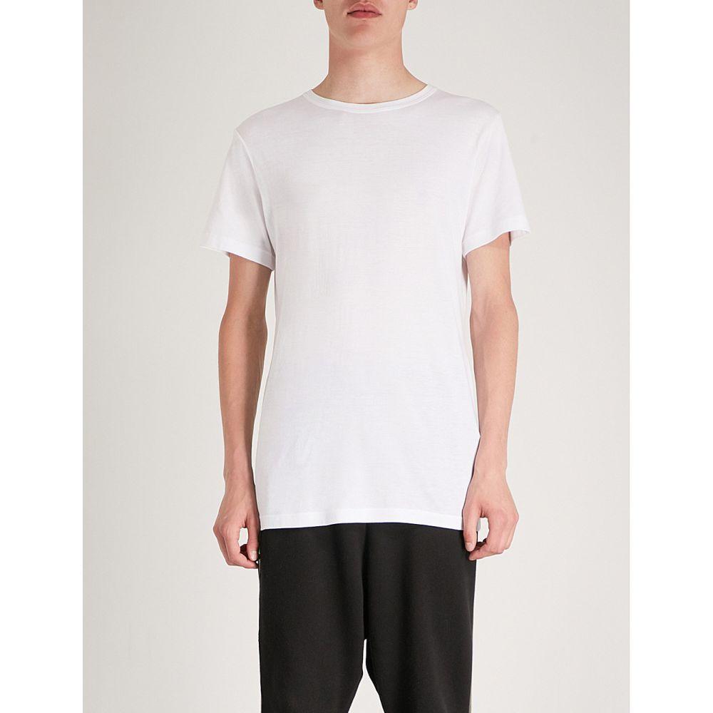 ジョン エリオット メンズ トップス Tシャツ【classic jersey t-shirt】White