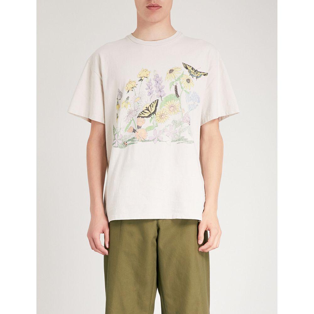 ジョン エリオット メンズ トップス Tシャツ【pearl cotton-jersey t-shirt】Pearl