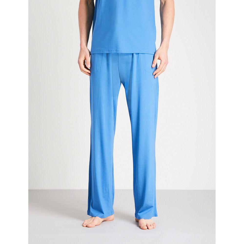 デリック ローズ メンズ ボトムス・パンツ【basel jersey lounge trousers】Blue