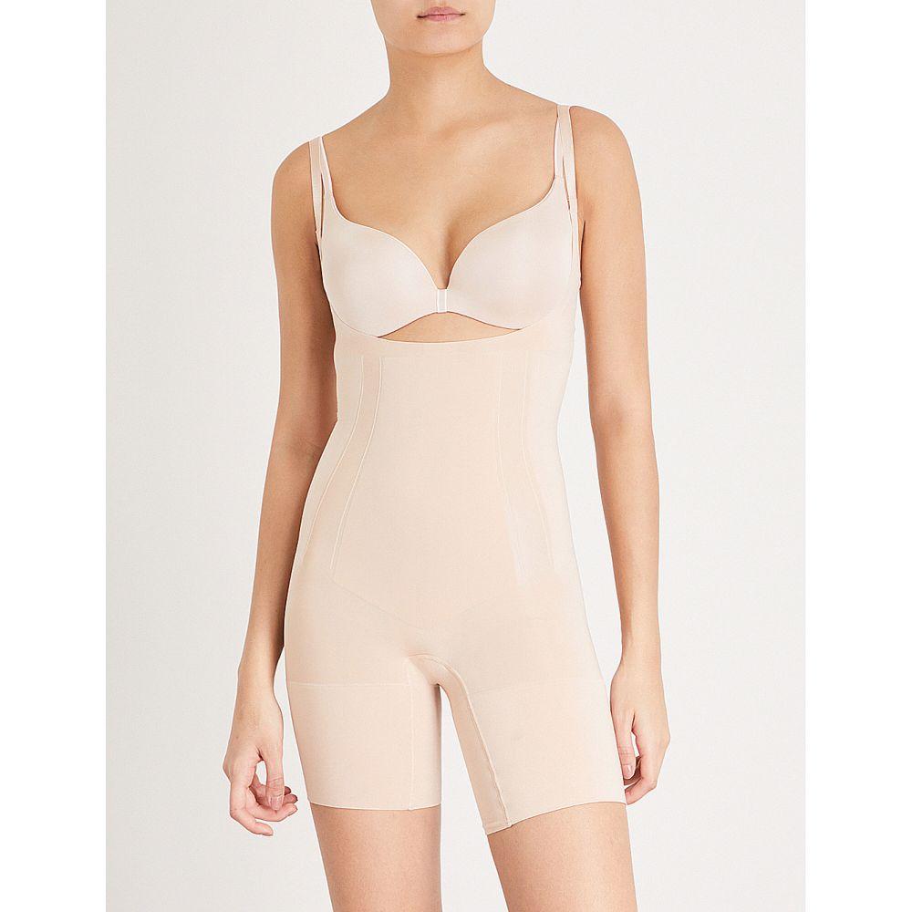 スパンクス レディース インナー・下着【oncore open-bust stretch-jersey body】Soft nude