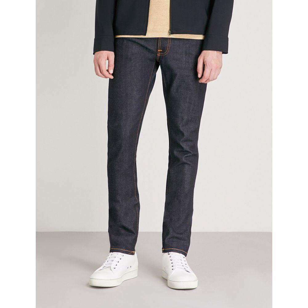 ヌーディージーンズ メンズ ボトムス・パンツ ジーンズ・デニム【lean dean slim-fit tapered jeans】Dry conscious indigo