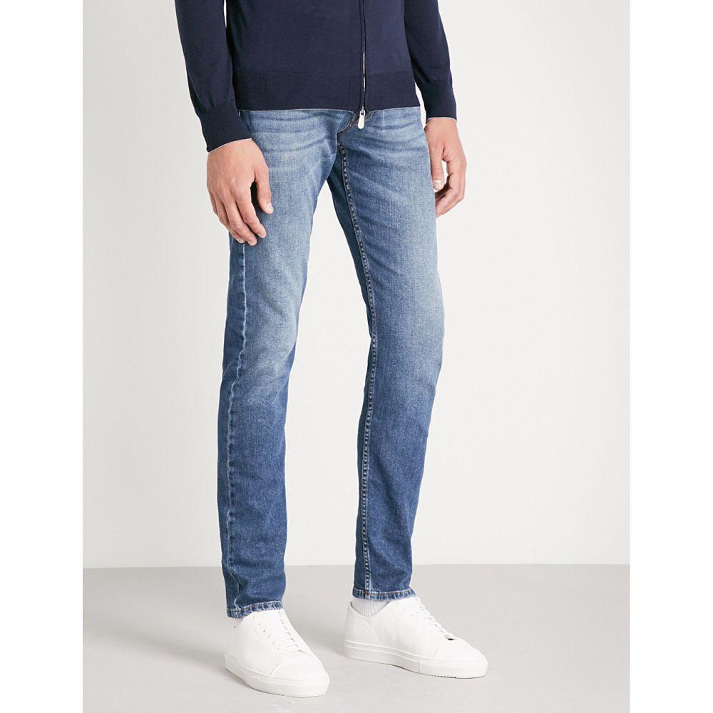 イレブンティ メンズ ボトムス・パンツ ジーンズ・デニム【slim-fit denim jeans】Navy
