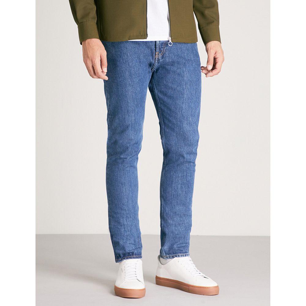 シーケージーンズ メンズ ボトムス・パンツ ジーンズ・デニム【ckj 017 slim-fit skinny jeans】Christiane blue