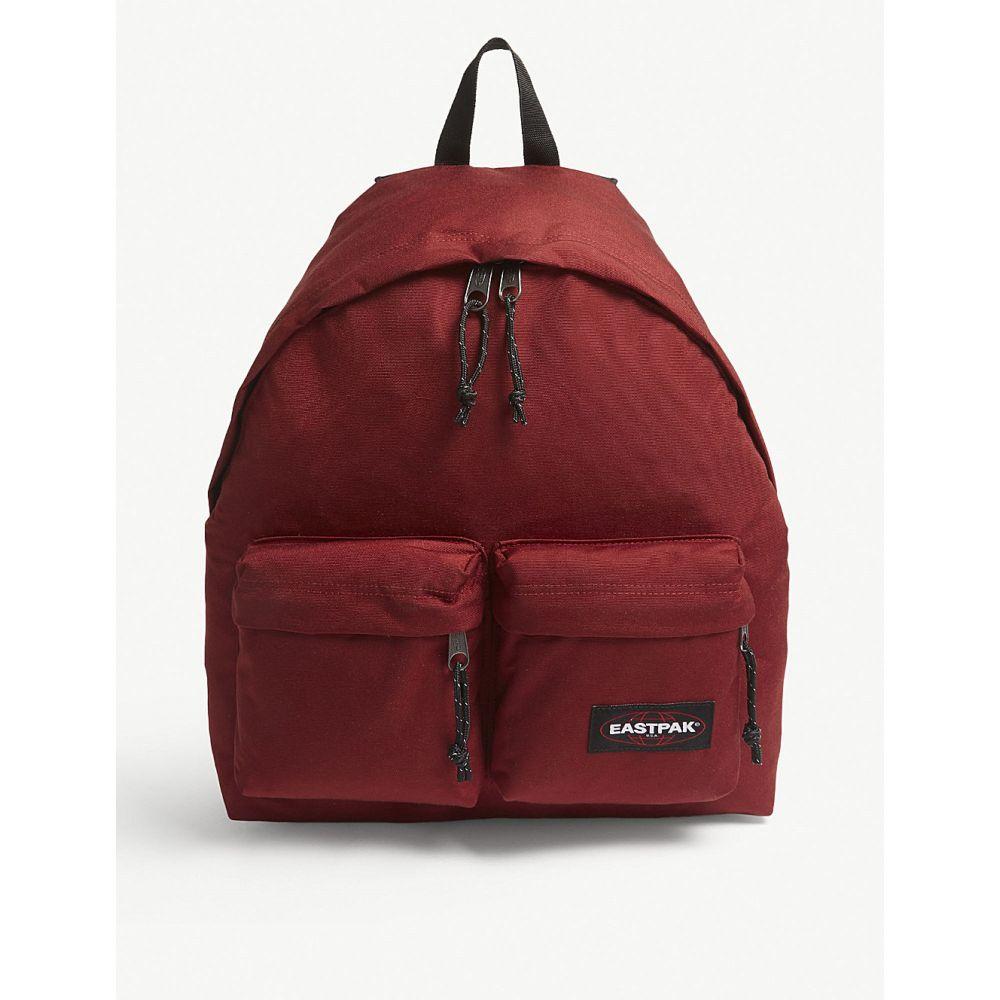 イーストパック メンズ バッグ バックパック・リュック【padded doubl'r backpack】Brave burgundy
