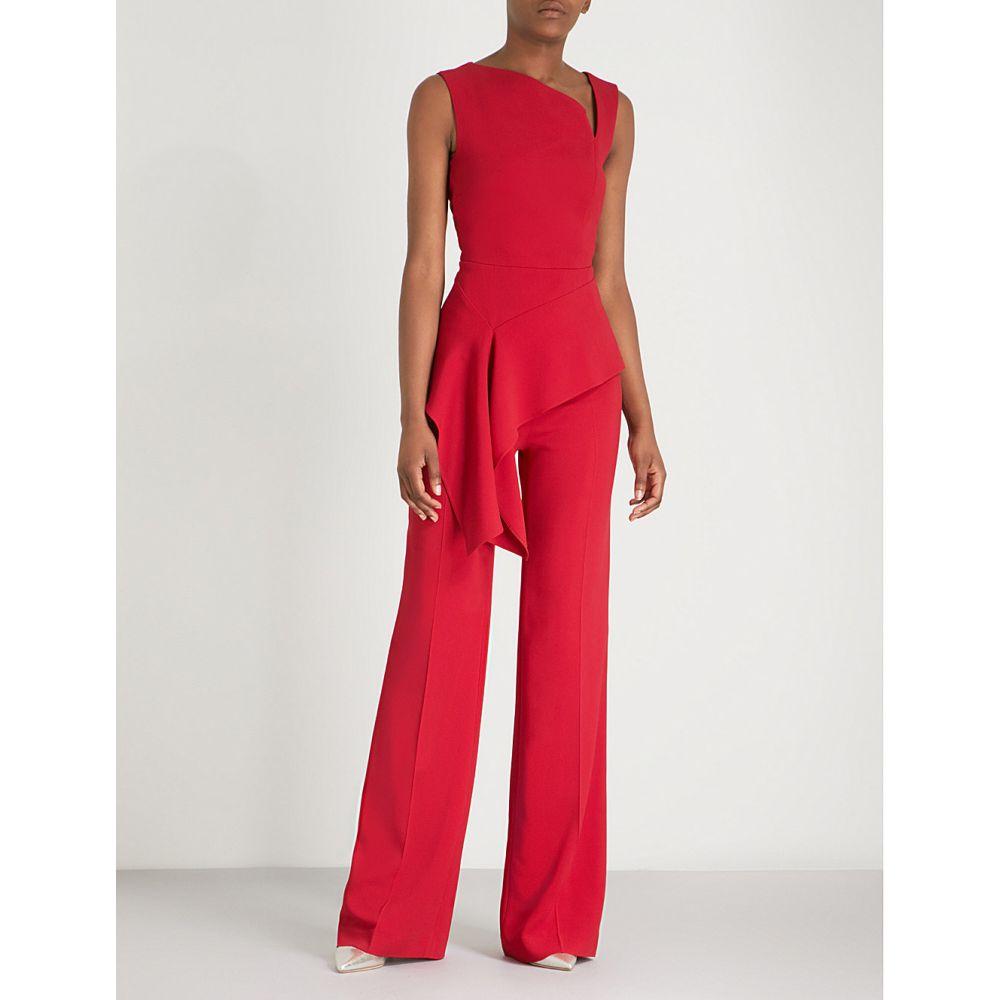 ローラン ムレ レディース ワンピース・ドレス オールインワン【keene crepe jumpsuit】Persian red