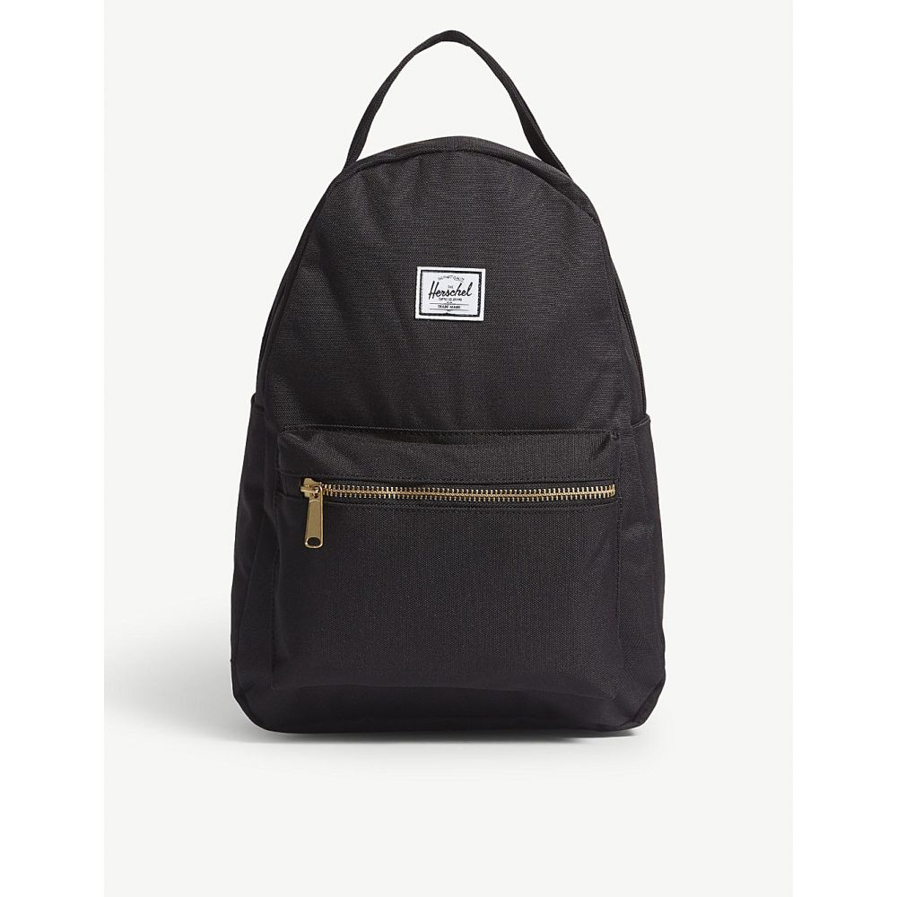 ハーシェル サプライ レディース バッグ バックパック・リュック【nova extra small backpack】Black