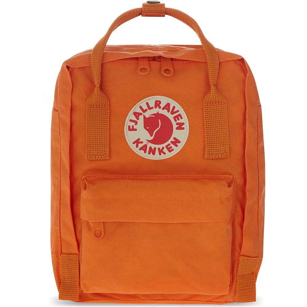 フェールラーベン レディース バッグ バックパック・リュック【kanken mini backpack】Burnt orange
