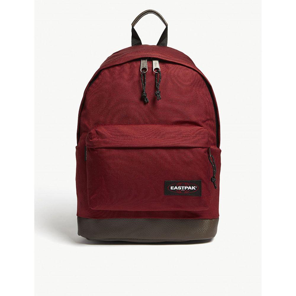 イーストパック レディース バッグ バックパック・リュック【wyoming new era backpack】Brave burgundy