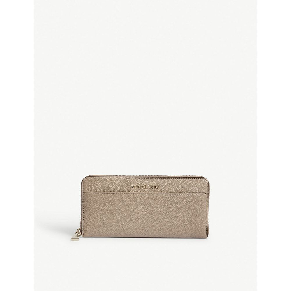 マイケル コース レディース 財布【grained leather continental wallet】Truffle