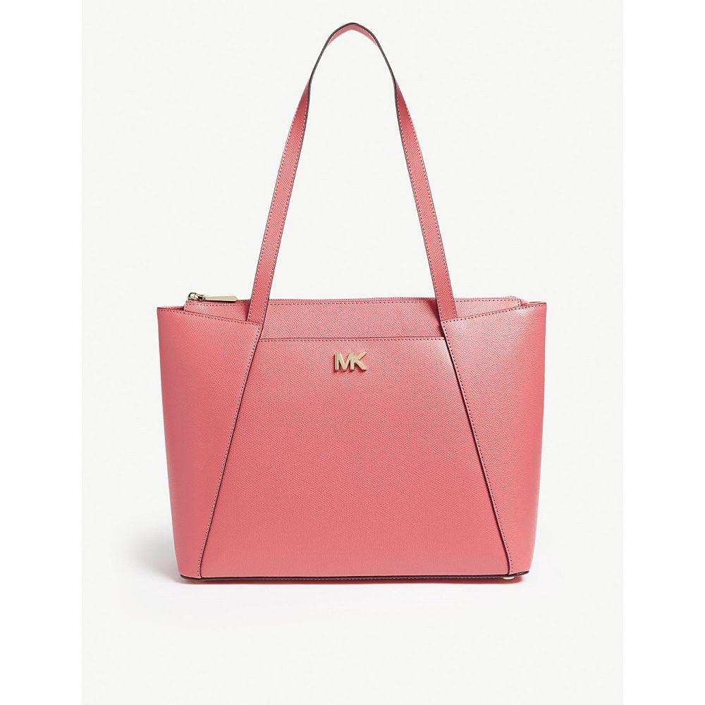 マイケル コース レディース バッグ トートバッグ【maddie medium leather tote bag】Rose pink