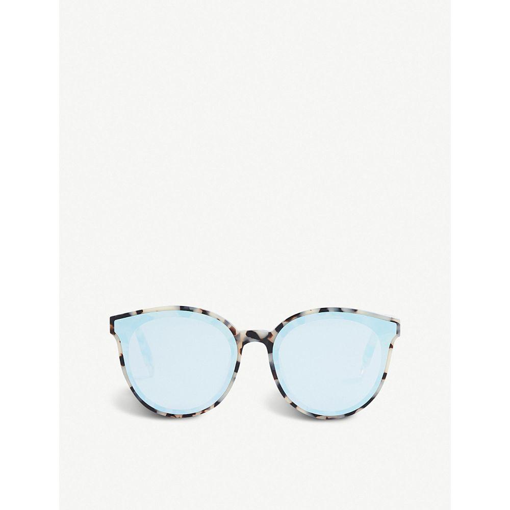 ジェントルモンスター レディース メガネ・サングラス【black peter acetate sunglasses】Multi-coloured