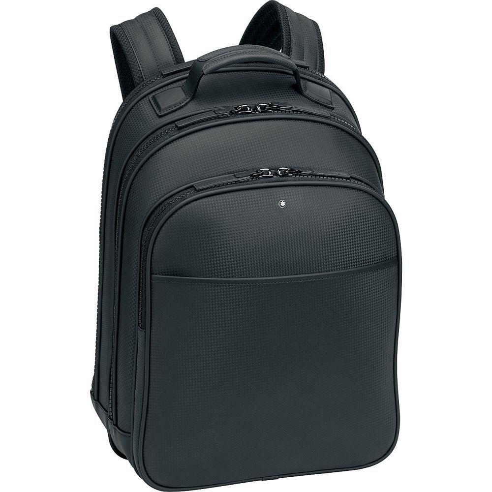 モンブラン メンズ バッグ バックパック・リュック【extreme leather rucksack】Black