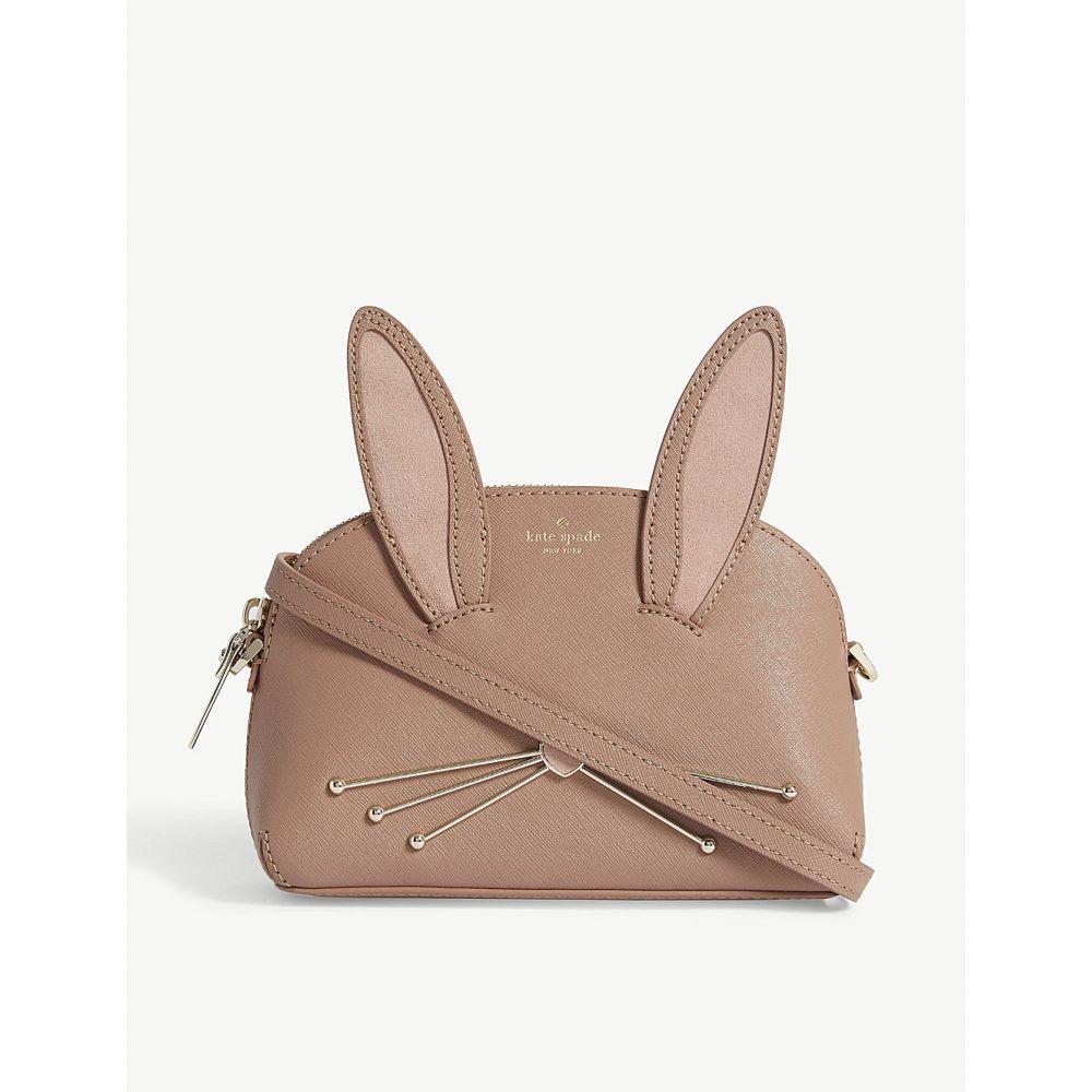 ケイト スペード レディース バッグ ショルダーバッグ【rabbit lottie small suede shoulder bag】Multi
