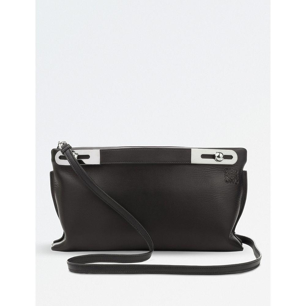 ロエベ レディース バッグ【missy leather bag】Black
