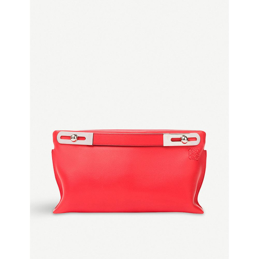ロエベ レディース バッグ【missy leather bag】Primary red
