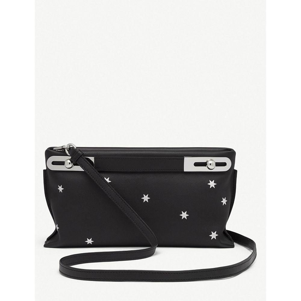 ロエベ レディース バッグ ハンドバッグ【missy stars small leather bag】Black/silver