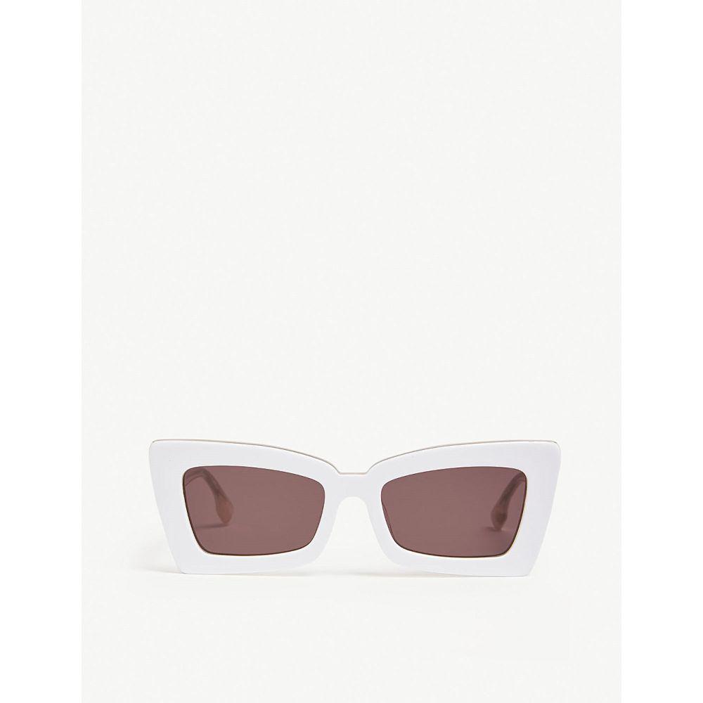 ル スペックス レディース メガネ・サングラス【zaap! acetate and metal sunglasses】White blush