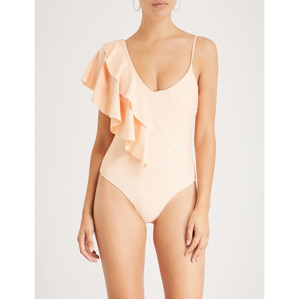 ペーパーロンドン レディース 水着・ビーチウェア ワンピース【delicate sollier swimsuit】Delicate