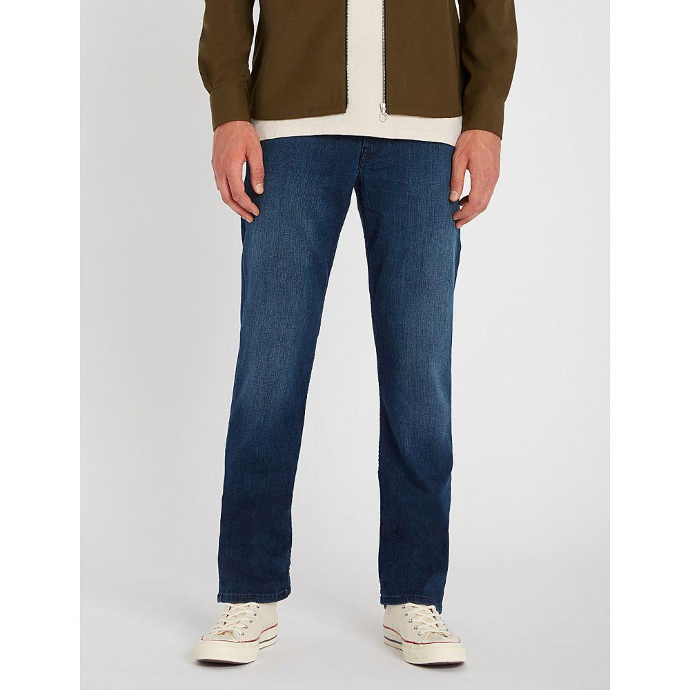 セブン フォー オール マンカインド メンズ ボトムス・パンツ ジーンズ・デニム【slimmy slim-fit tapered jeans】Plus dark blue