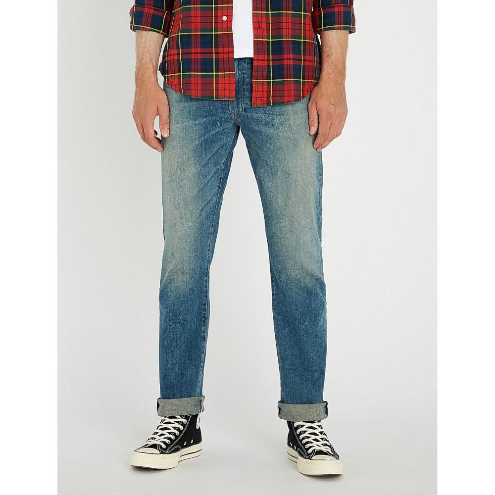 ラルフ ローレン メンズ ボトムス・パンツ ジーンズ・デニム【slim-fit straight faded-wash jeans】Dixon stretch
