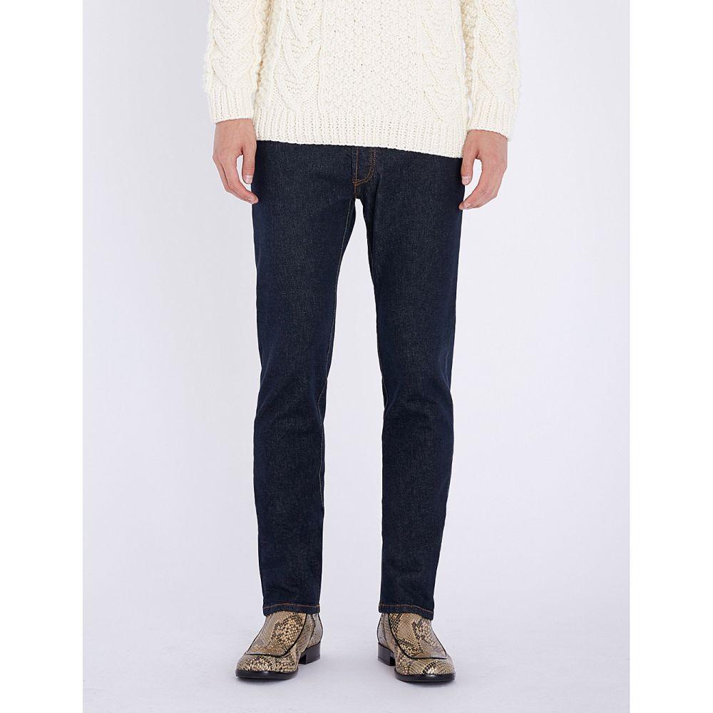 ブリオーニ メンズ ボトムス・パンツ ジーンズ・デニム【slim-fit straight stretch-denim jeans】Rinse