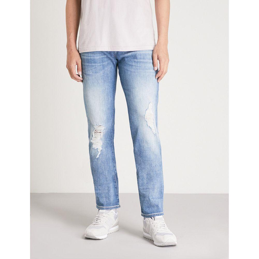 トゥルー レリジョン メンズ ボトムス・パンツ ジーンズ・デニム【rocco stretch-denim jeans】Fbbm uptown