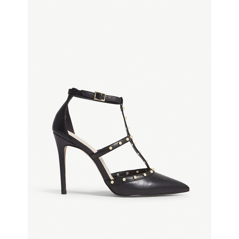 アルド レディース シューズ・靴 パンプス【jolivet leather high heel shoes】Black leather