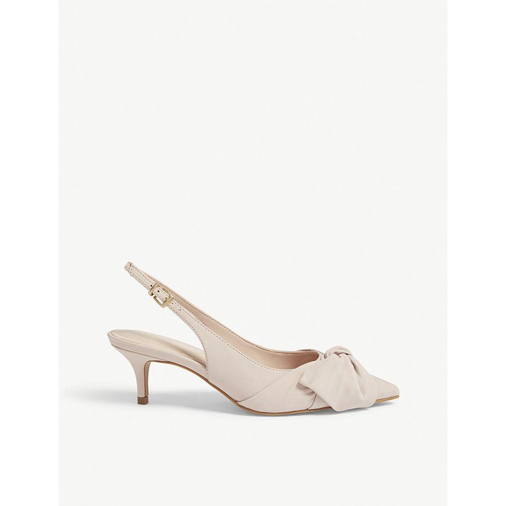 アルド レディース シューズ・靴 パンプス【davangus bow detail slingback sandals】Light pink