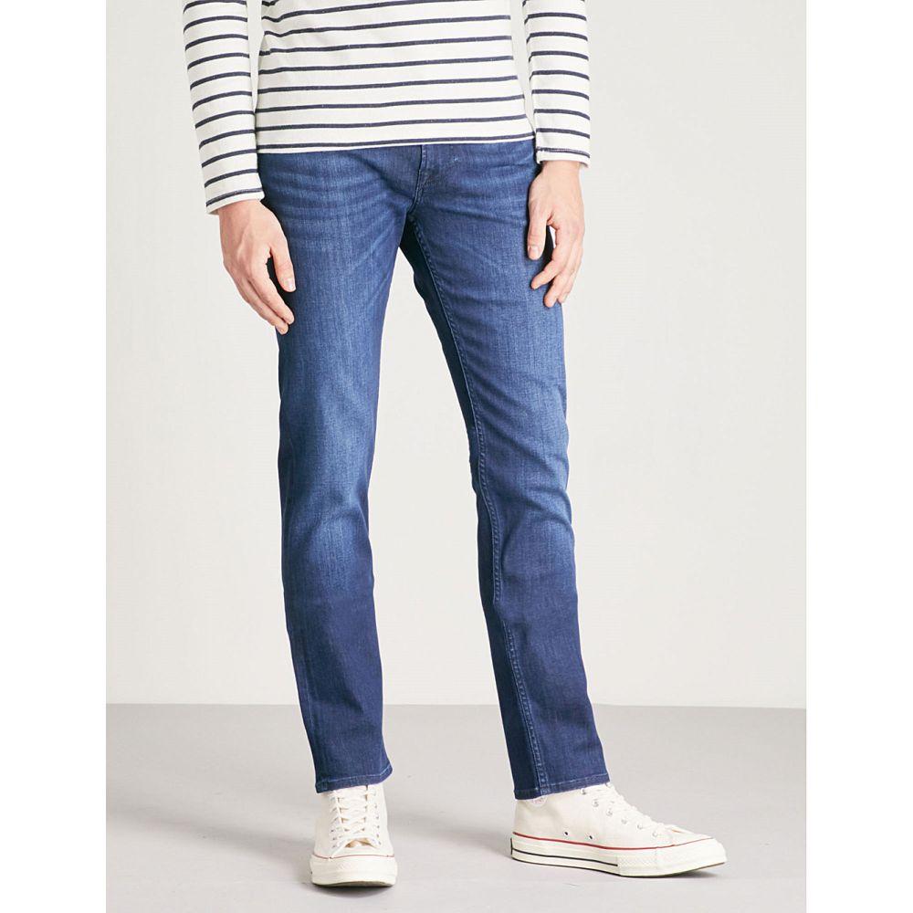 セブン フォー オール マンカインド 7 for all mankind メンズ ボトムス・パンツ ジーンズ・デニム【kayden luxe performance slim-fit straight jeans】Indigo blue