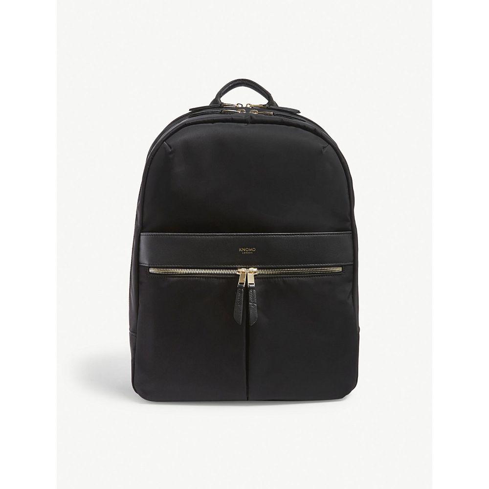 クノモ knomo レディース バッグ バックパック・リュック【mayfair beaufort backpack】Black