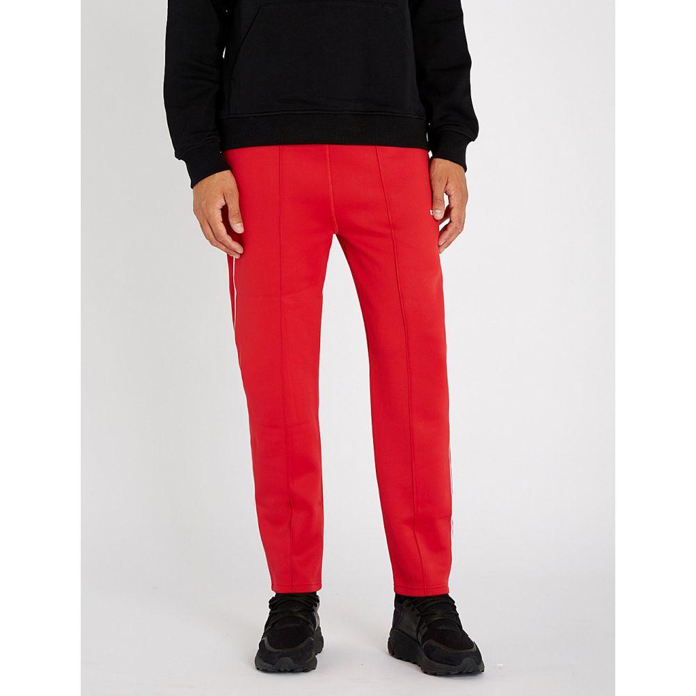 ケンゾー kenzo メンズ ボトムス・パンツ【relaxed-fit jersey jogging bottoms】Medium red